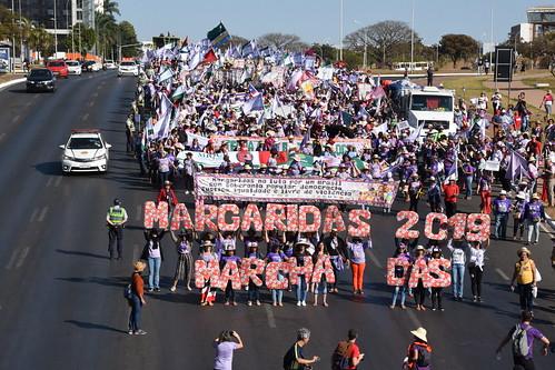 Marcha das Margaridas - 14/8/2019