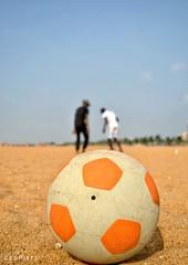 Le Football à la plage  #Football #plage #Benin #PrésidenceduBenin