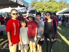 Hawaiian Electric at the American Heart Association's Oahu Heart Walk — August 10, 2019: Mahalo to the many families that came out to promote healthier lifestyles.