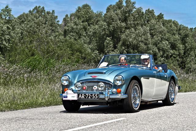 Austin-Healey 3000 MK III 1967 (3768)