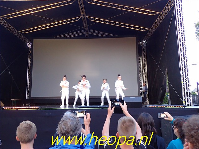 2019-08-07  Opening van de       32e  Heuvelland     4 Daagse  (22)