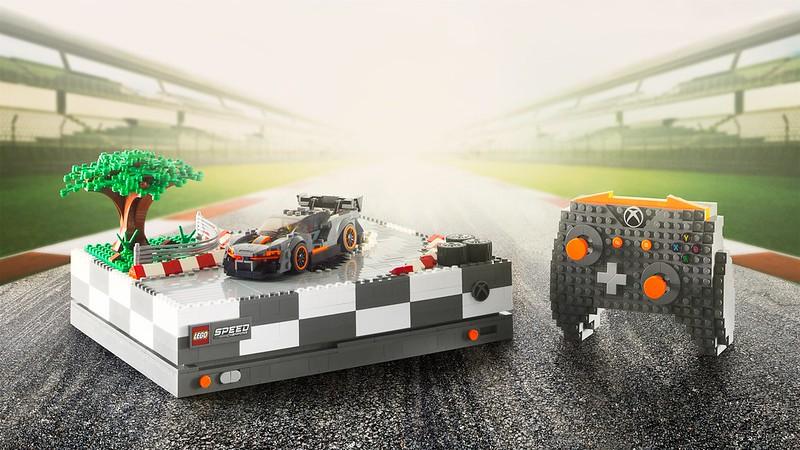 Xbox One LEGO Console