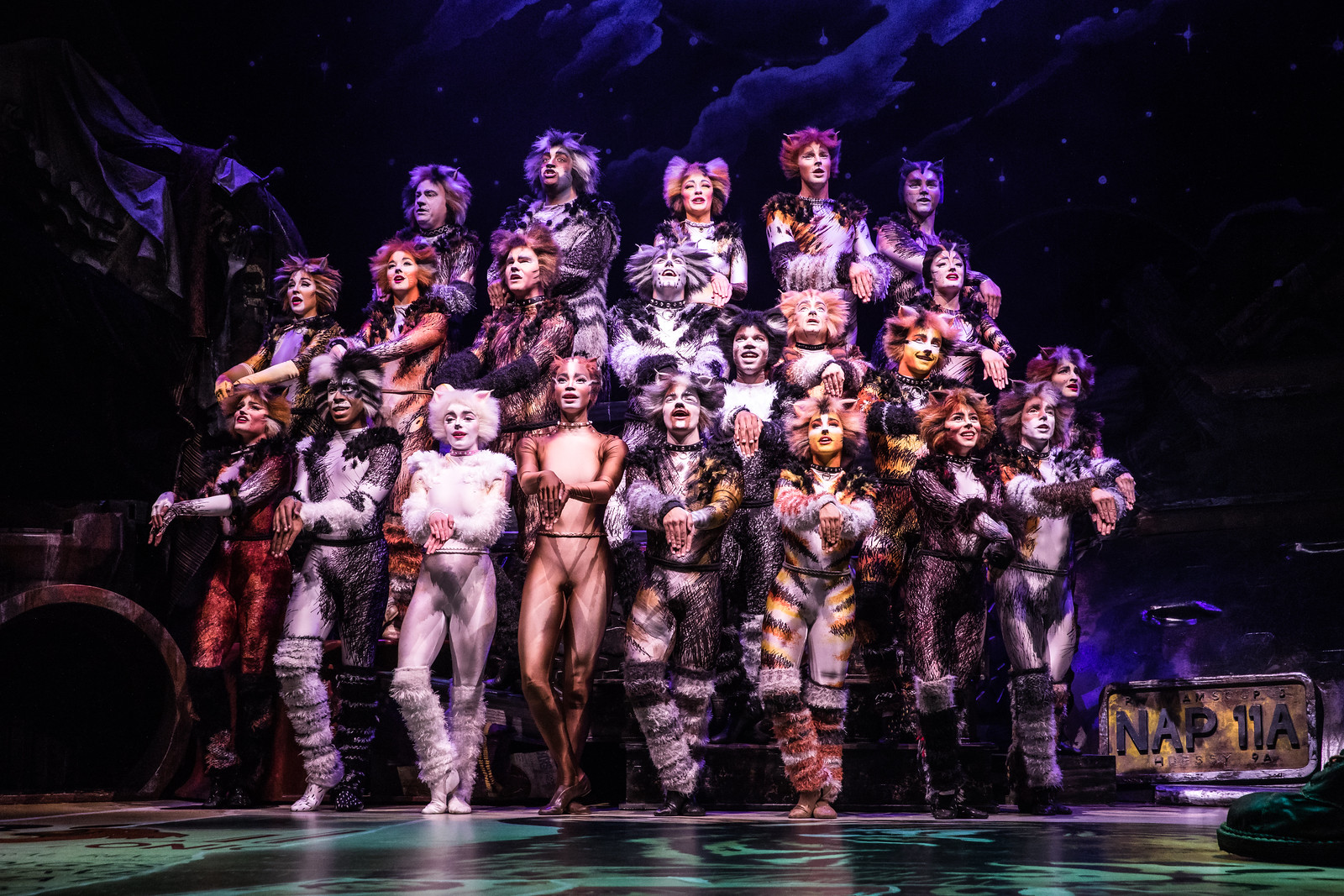Broadway in Detroit: 'CATS' At Detroit's Fisher Theatre September 3-15, 2019