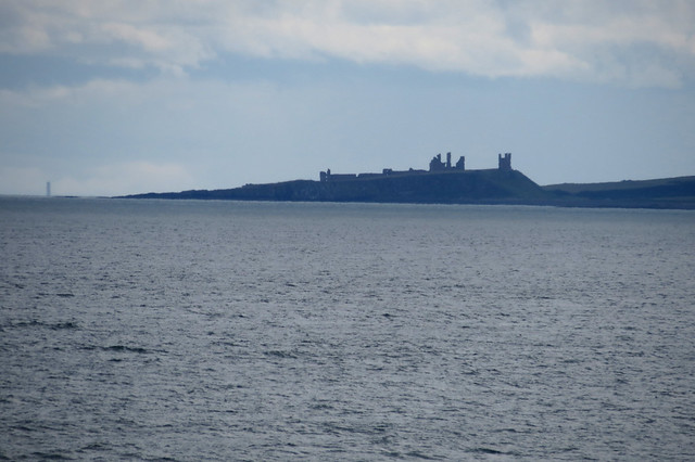Dunstanburgh from Staple Island