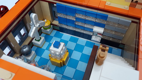 Clock Tower Square-physical build
