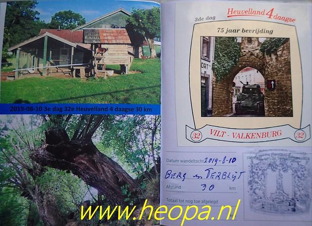 2019-08-10                3e dag                    Heuvelland       30 Km  (113)