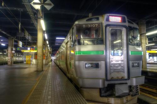 12-08-2019 Sapporo Station (4)