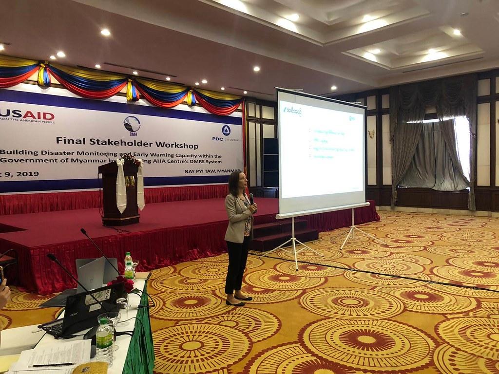 Myanmar final workshop 2019