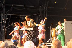 WOMAD UK12 Femi Kuti and The Positive Force (Nigeria)