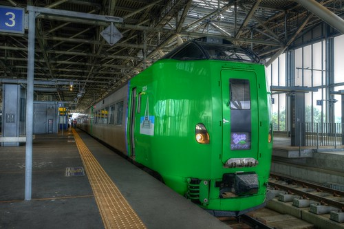 11-08-2019 Asahikawa Station (7)