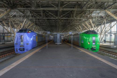 11-08-2019 Asahikawa Station (6)