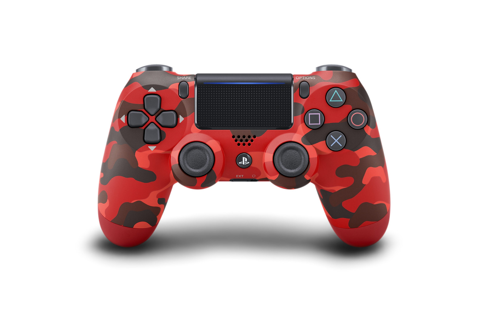 Four new DualShock 4 colours unveiled including rose gold and red camoflauge