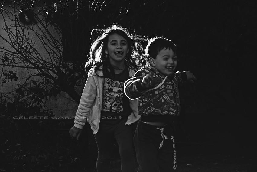 """""""Una de las cosas más afortunadas que te pueden pasar en la vida, es tener una infancia feliz"""""""