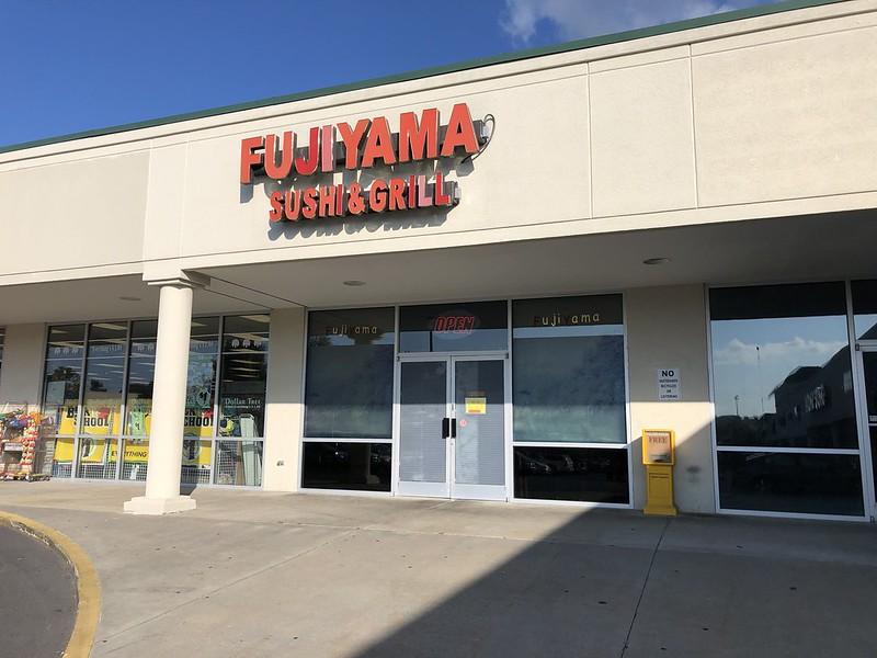 Fujiyama - Lewisburg
