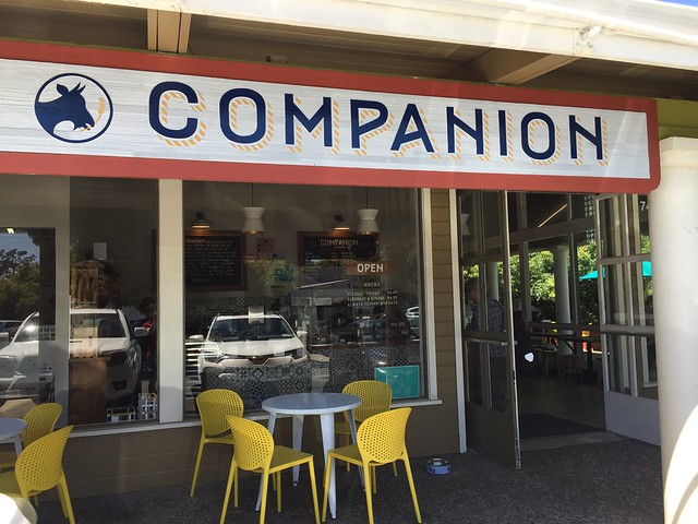 Companion Bakeshop
