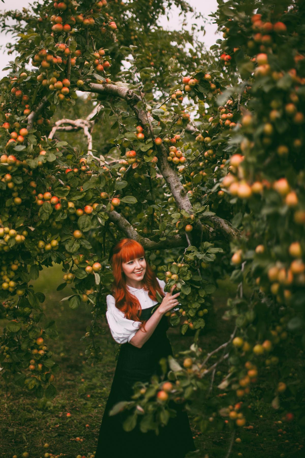 tasha tudor orchard-7