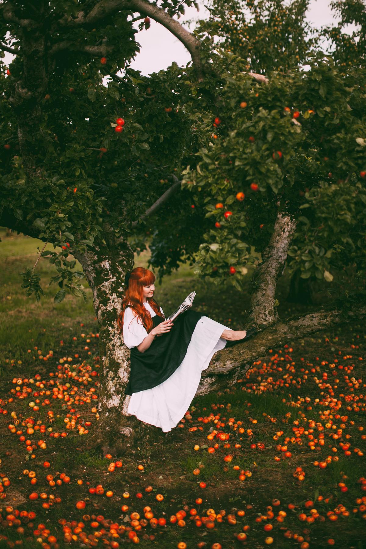 tasha tudor orchard-33