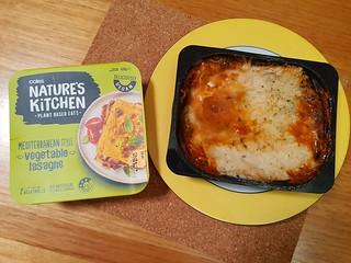Nature's Kitchen Veggie Lasagne