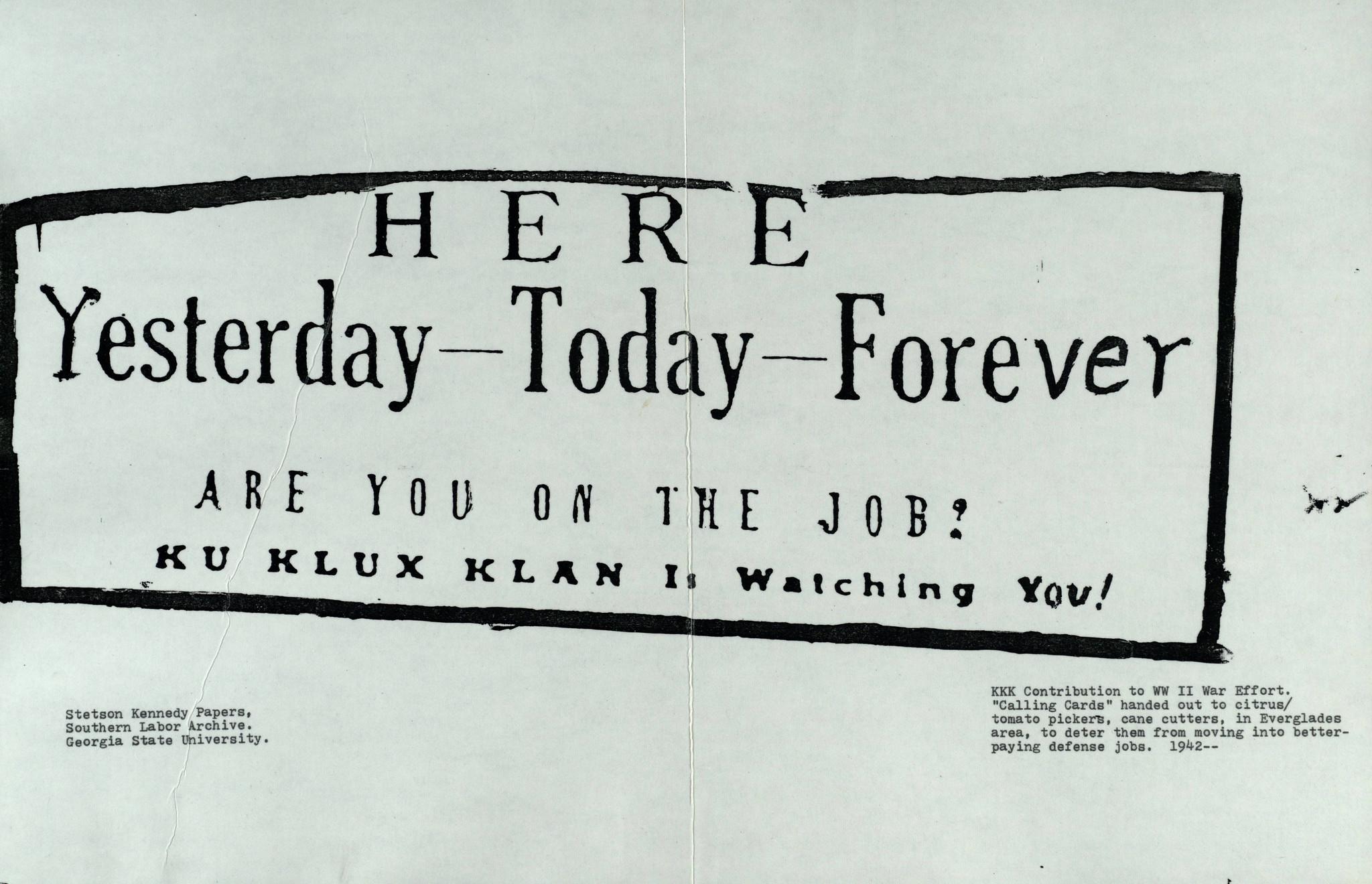 1942 card