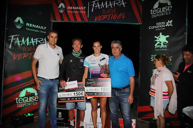 Famara VerticalMeta -Trofeos