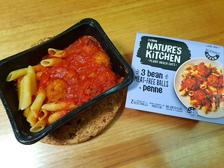 Nature's Kitchen Penne and Beanballs