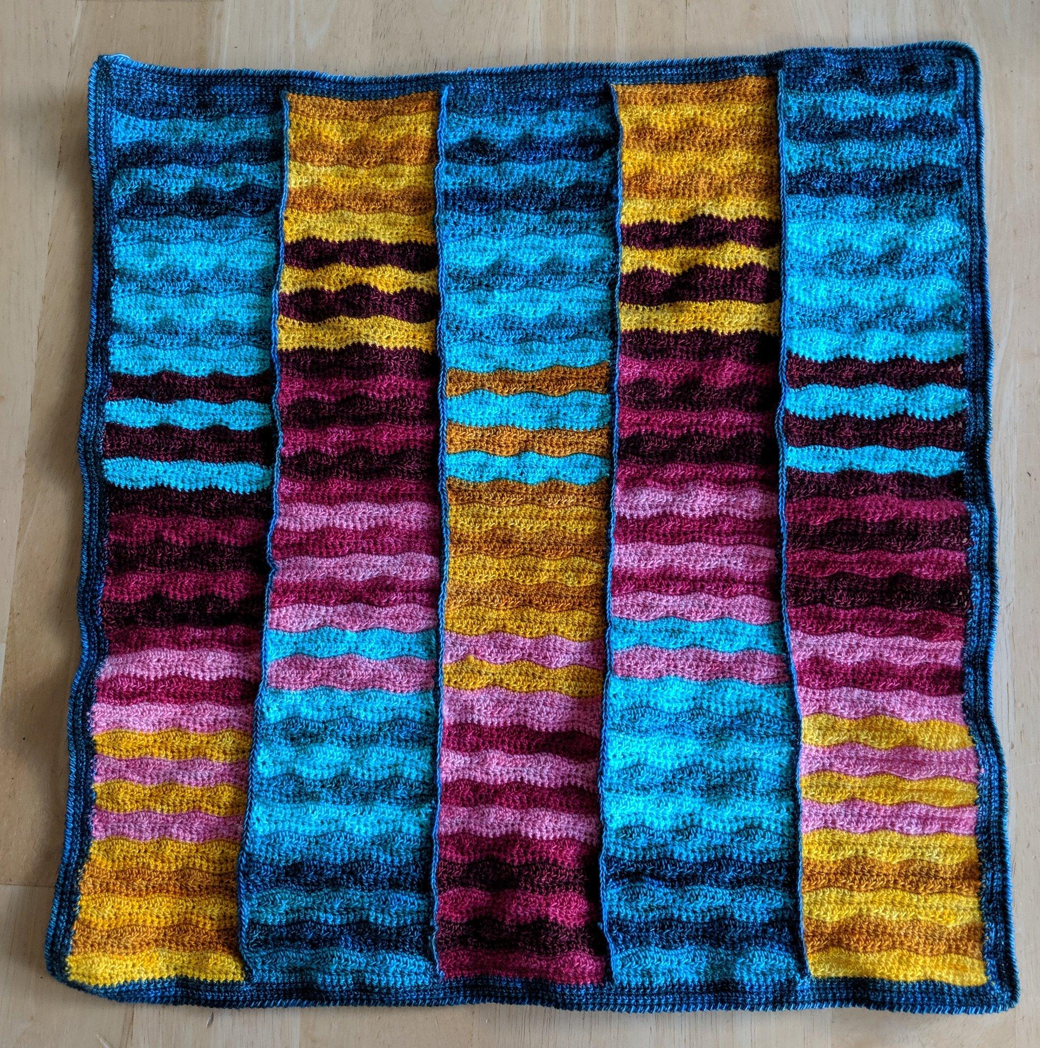 blanket back