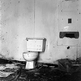 Rest Room Needs Cleaning