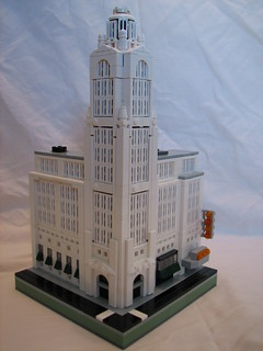 Leveque Tower from 2011