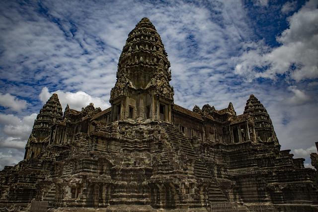 The Inner Sanctum Of Angkor Wat