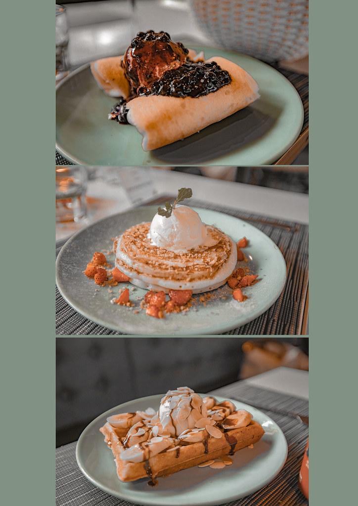dessert combined