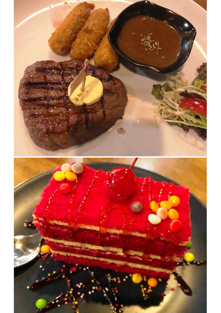 dinner combine