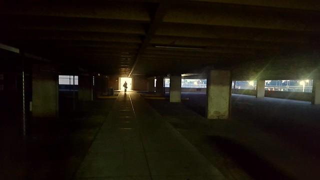 My Last Walk Through the Old Parking Garage