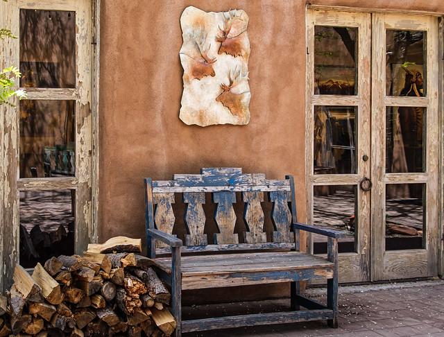 Santa Fe Courtyard 226 of 365 (Year 6)