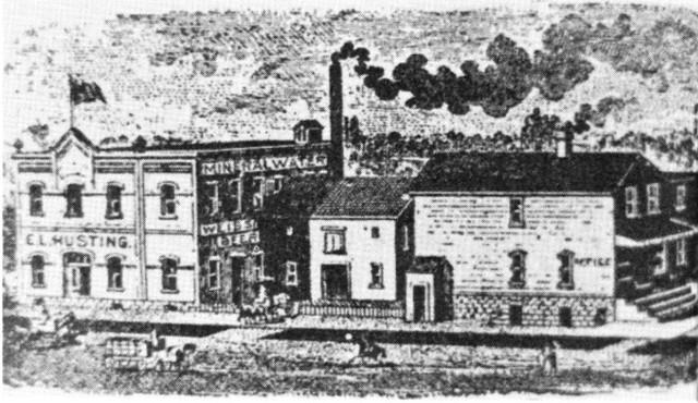 Eugene-Husting-Brewery