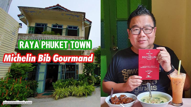 raya phuket town michelin