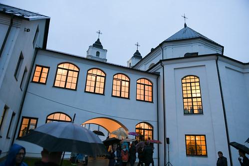 Valsts prezidents Egils Levits piedalās Vissvētākās Jaunavas Marijas debesīs uzņemšanas svētkos Aglonā