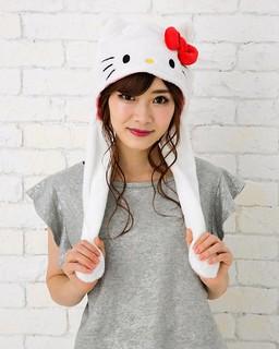 快把耳朵抖起來!三麗鷗即將推出六款明星「耳朵會動的帽子(サンリオキャラクター 耳が動く帽子)」!