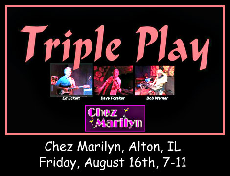 Triple Play 8-16-19
