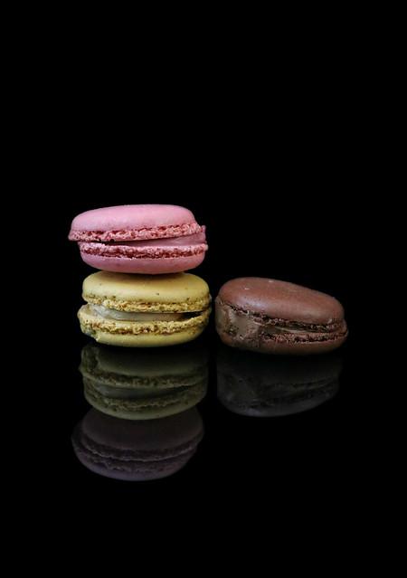 2019 Sydney: 3 Macarons