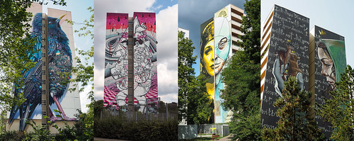 Urban Nation Art Park Tegel