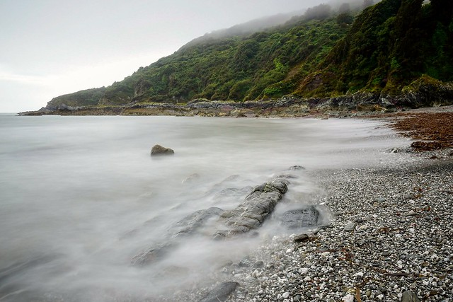 Old Mills Cove, West of Looe, Cornwall, England