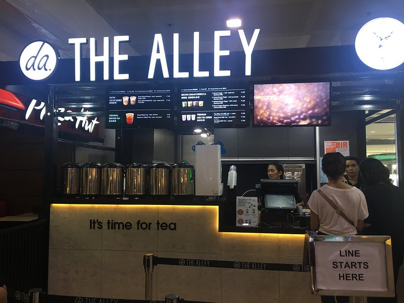 The Alley, SM North EDSA