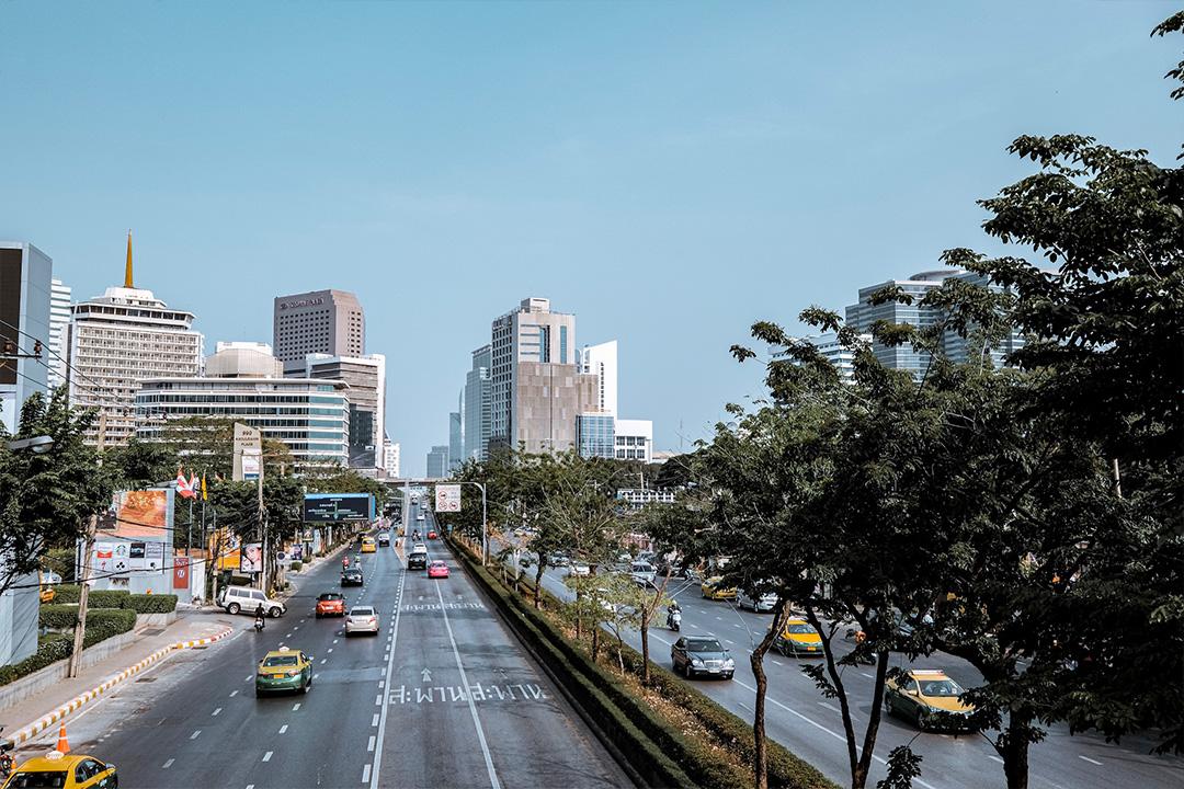 ภาพถ่ายเมืองกรุงเทพ กล้อง Fujifilm X-T30 เลนส์ 10-24 f4