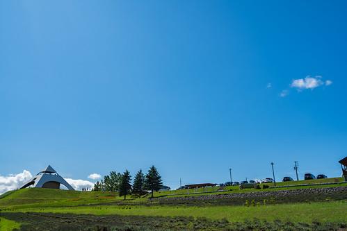 北海道 美瑛の丘 Hokkaido Biei