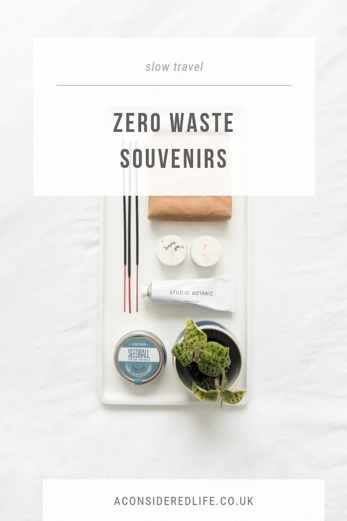 Zero Waste Souvenirs