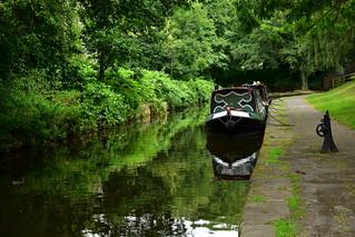 Llangollen Canal, Froncysyllte.