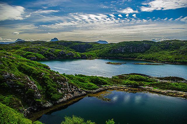 North West Highland Scotland