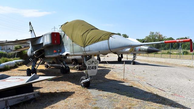 SEPECAT Jaguar A c/n A149 France Air Force serial A149 code 7-HP