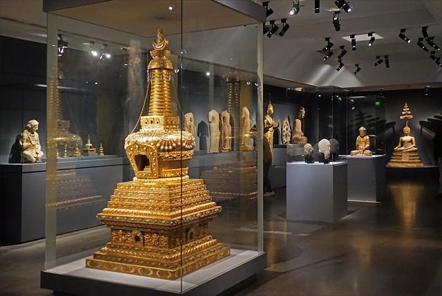 L'exposition : Bouddha. La légende dorée (Musée Guimet / MNAAG, Paris)