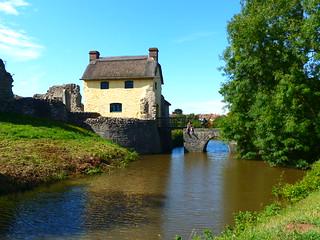 Stogursey Castle Somerset